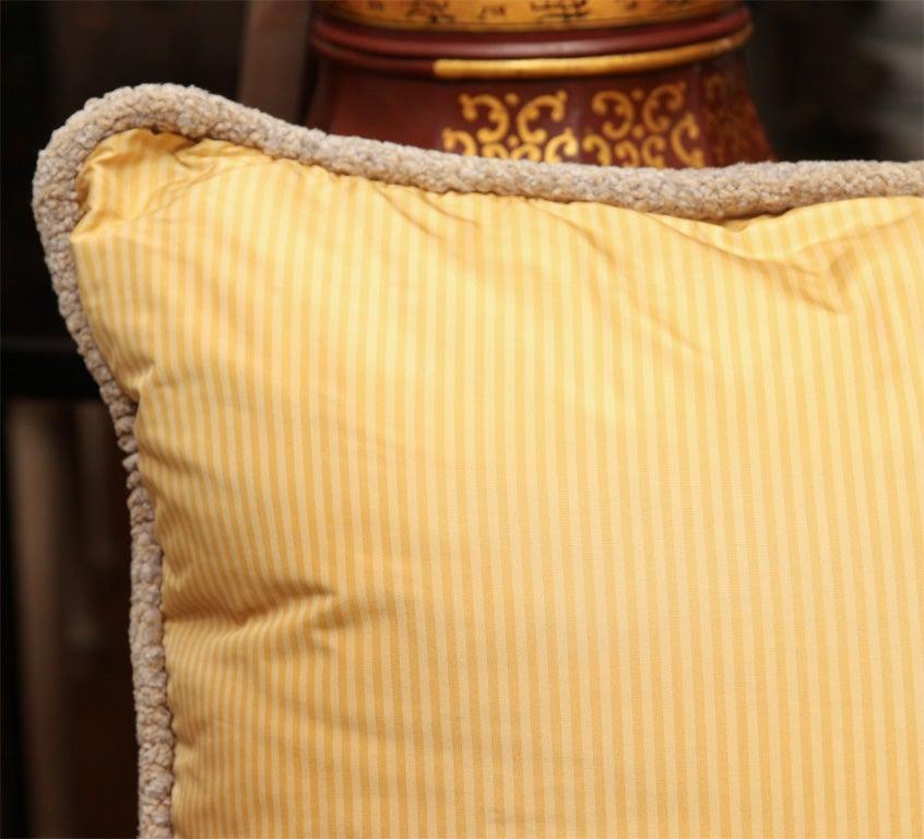 Fortuny Fabric Cushions 6