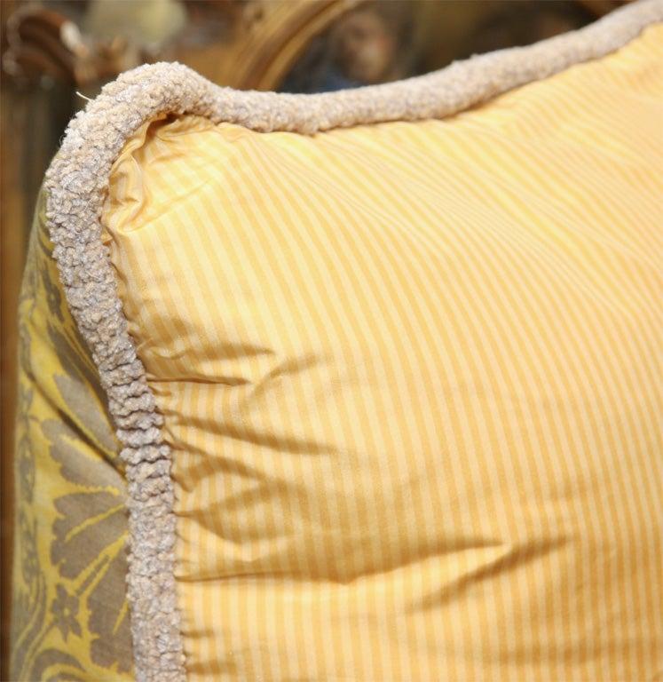 Fortuny Fabric Cushions 7