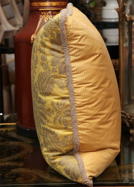 Fortuny Fabric Cushions 8
