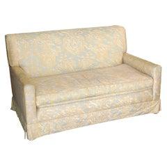 """Fortuny Upholstered Sofa """"Carnavalet"""" C. 1940's"""
