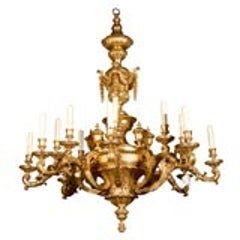 Cherub Chandelier For Sale At 1stdibs