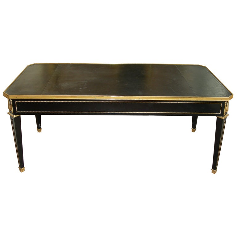 1940s Coffee Table By Jansen For Sale At 1stdibs