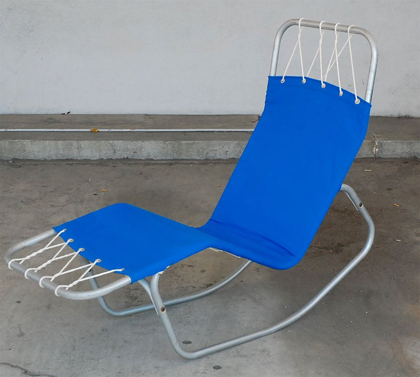 Bartolucci Barwa Chair Lounge Chase In Aluminum And
