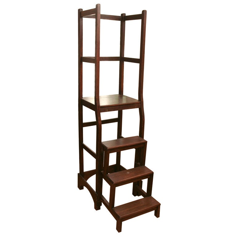Library Ladder At 1stdibs