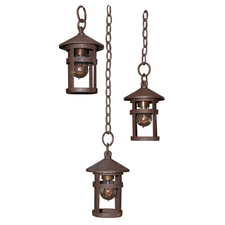Small Cabin Lanterns
