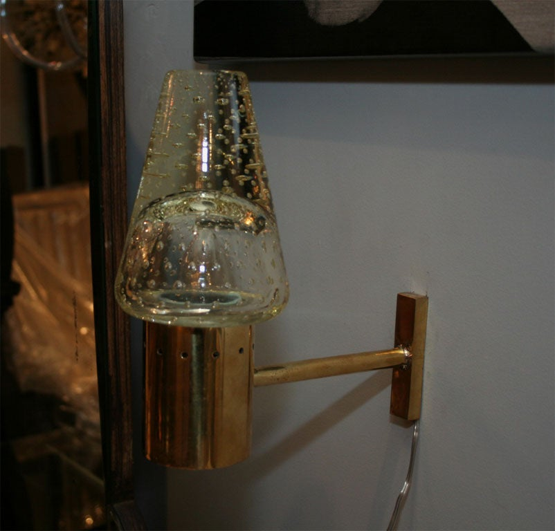 Barovier Toso Glass Sconce 2