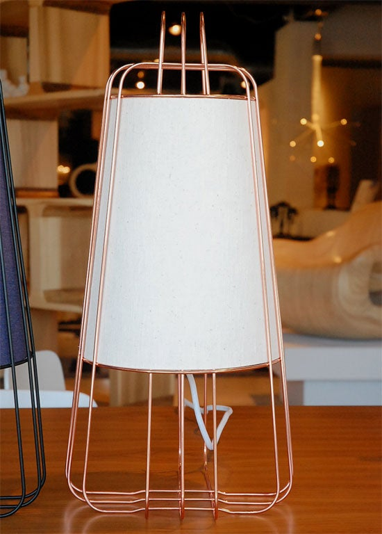 Cage Tabe Light By Tom Dixon At 1stdibs