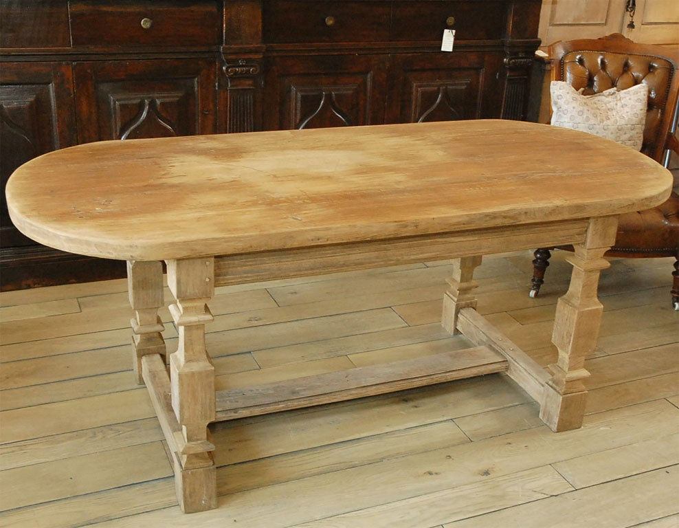 english oak dining table at 1stdibs