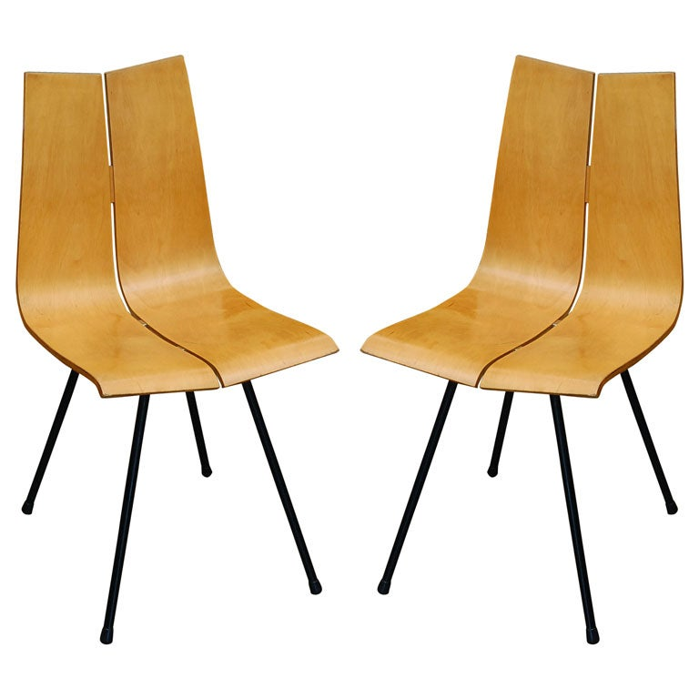 Pair of Hans Bellman Chairs