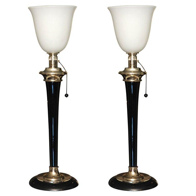 Classic mazda lampe de travail at 1stdibs - Lampe de travail ...