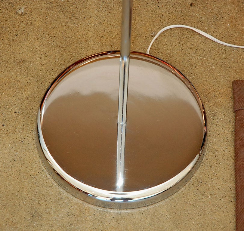 Mid-Century Globe Floor Lamp image 5