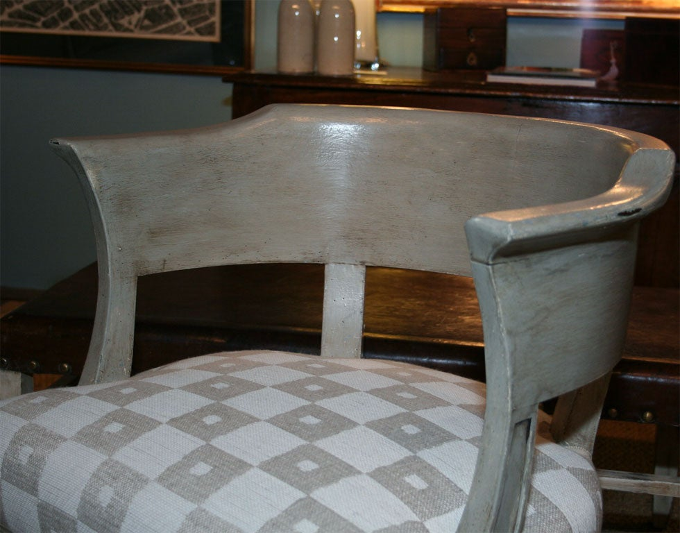 Pair of French Armchairs For Sale 2