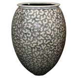 Large Stoneware Urn by Per Weiss
