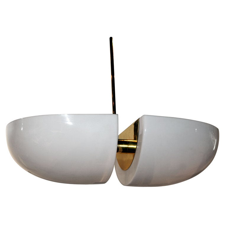 Space Age Pod Light At 1stdibs