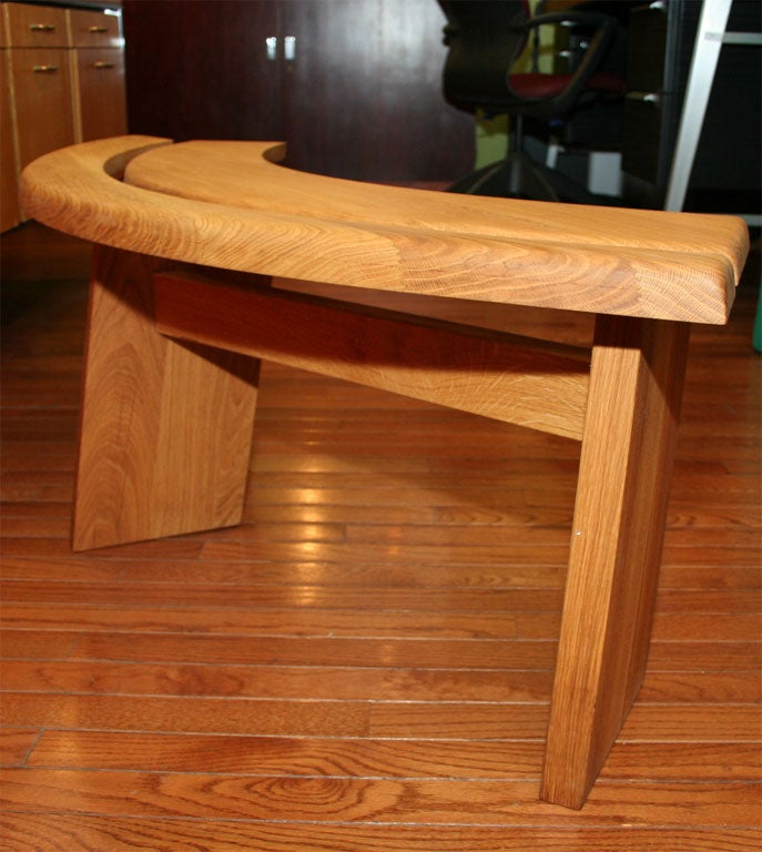 Mid-20th Century Quarter Bench For Sale