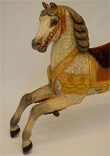 Antique Carousel Horse image 4