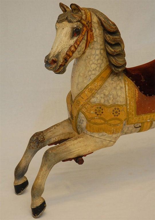 Antique Carousel Horse 4