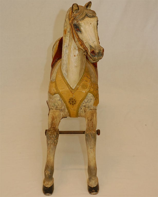Antique Carousel Horse image 6