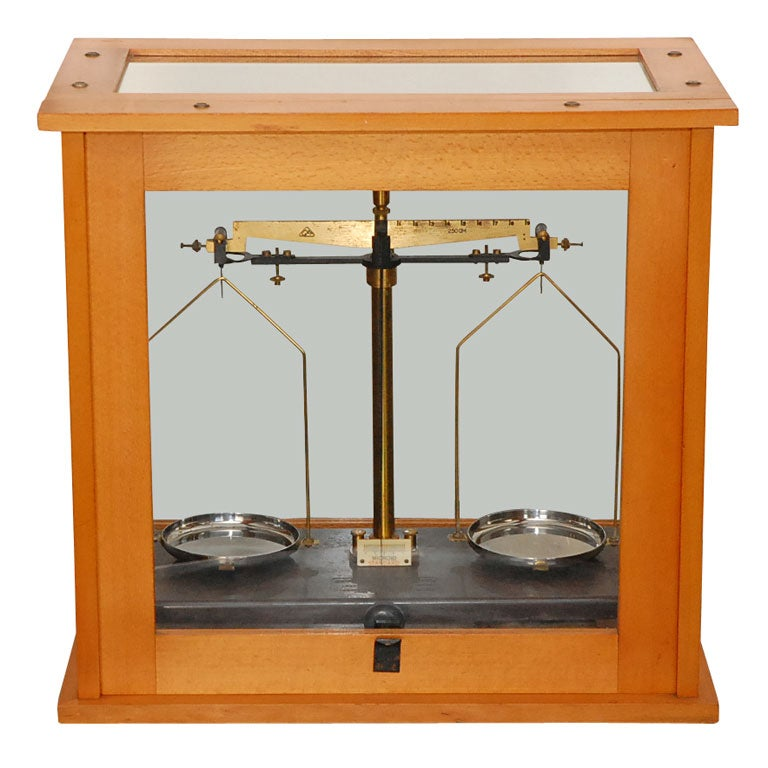 Apothecary S Assayer S Scales At 1stdibs