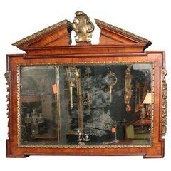 George II Overmantel Mirror, circa 1750