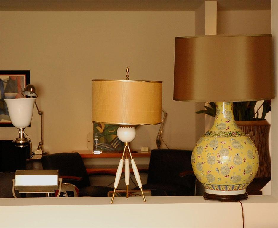 Mid Century Lamp image 3