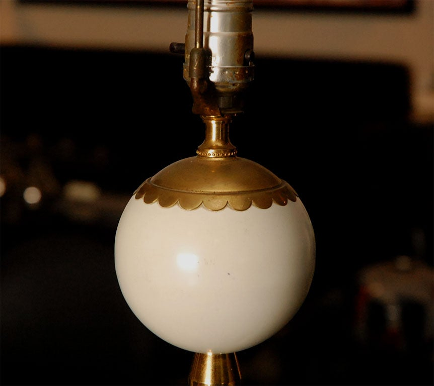 Mid Century Lamp image 5
