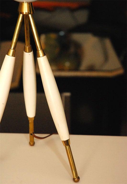 Mid Century Lamp image 7