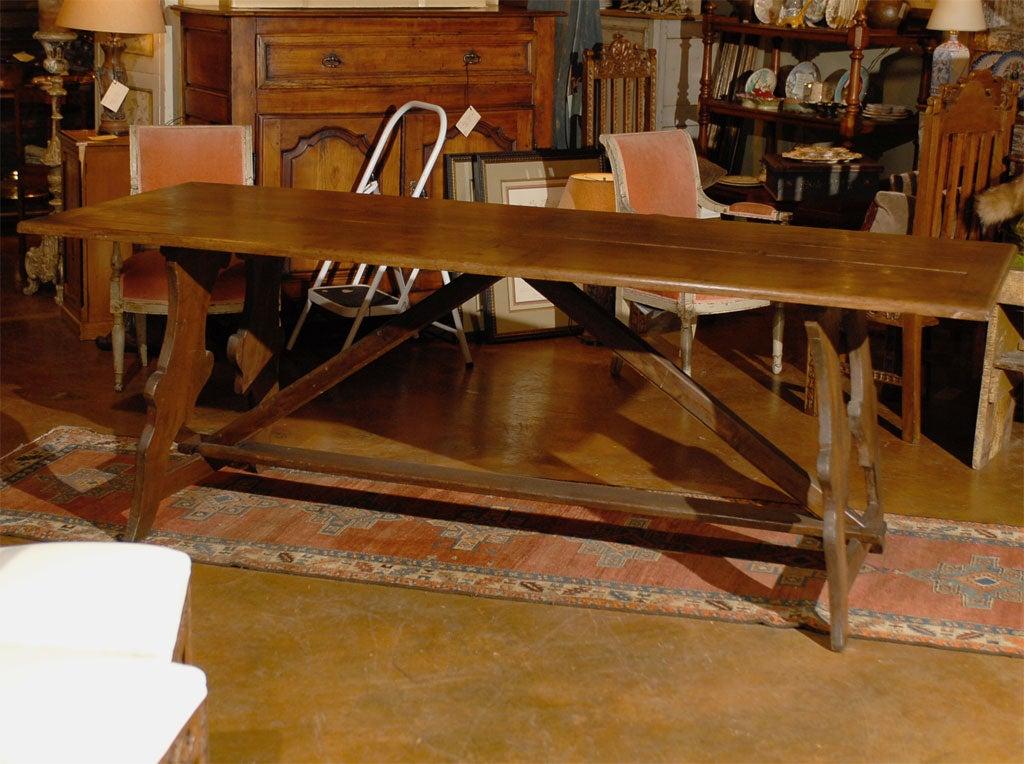 19th Century Italian farm table at 1stdibs : abp291658 from www.1stdibs.com size 1024 x 764 jpeg 144kB