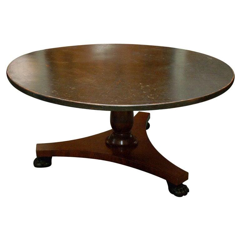 Large pedestal table at 1stdibs : xP9191648 from 1stdibs.com size 768 x 768 jpeg 40kB