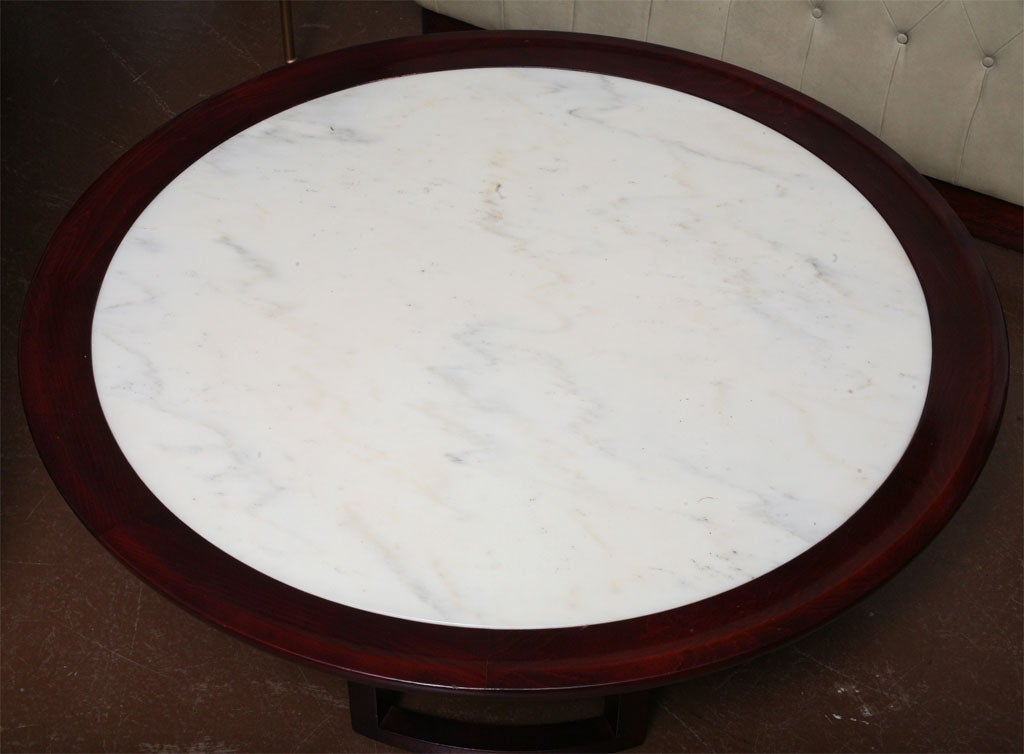 Marble Topped Coffee Table image 3