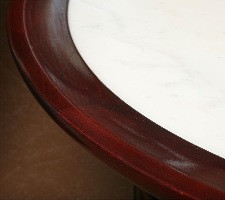 Marble Topped Coffee Table image 4