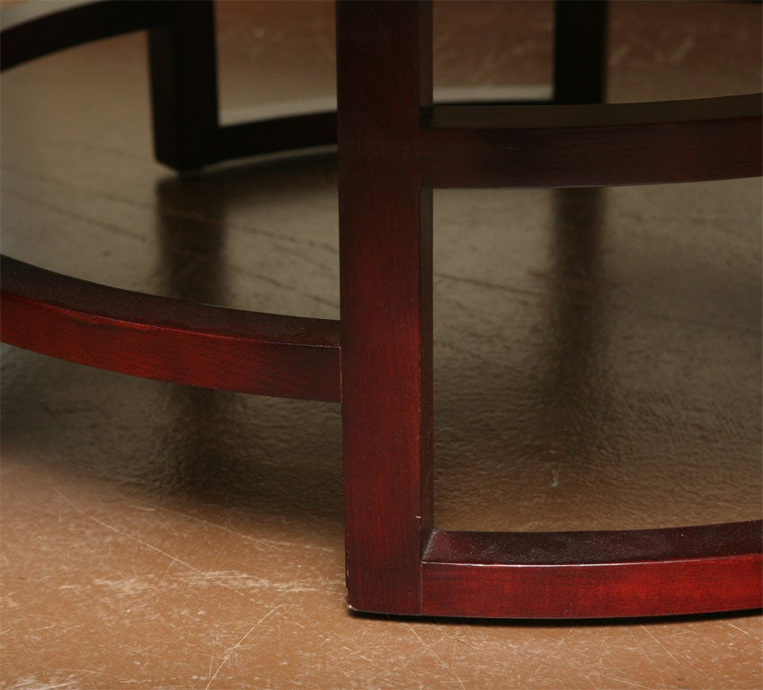 Marble Topped Coffee Table image 5