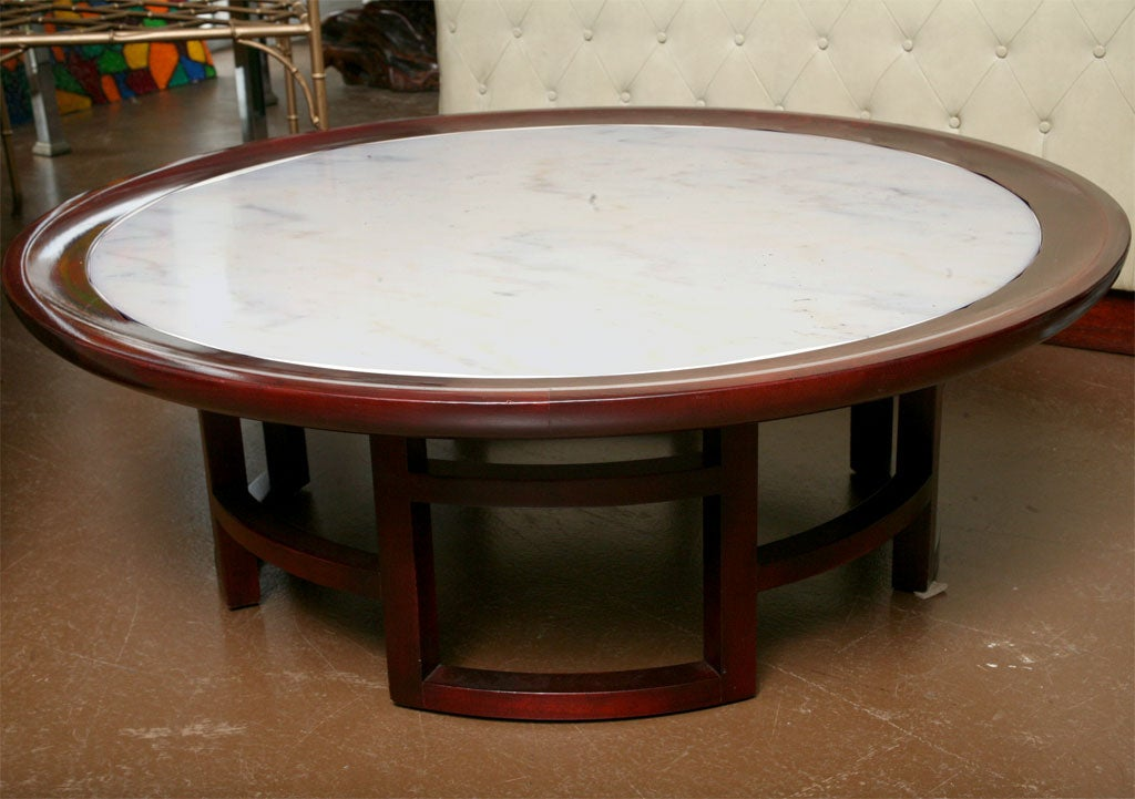 Marble Topped Coffee Table image 6