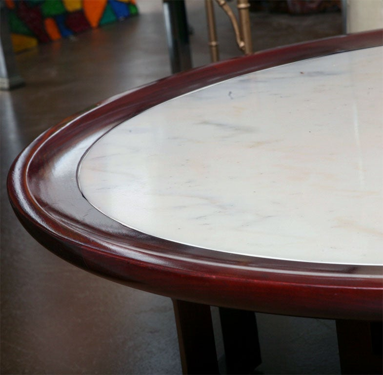Marble Topped Coffee Table image 7