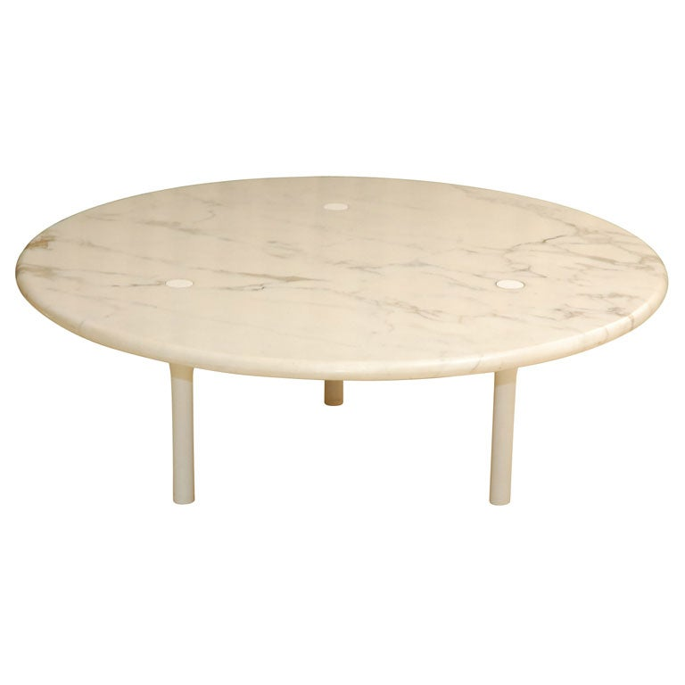 Stendig Carrera Marble Cocktail Table At 1stdibs