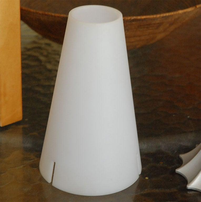 20th Century Alessandro Mendini Mimi Plastic Table Lamp Signed For Sale