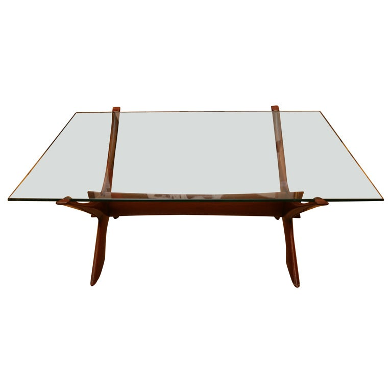 Illum Wikkelso 39 X 39 Base Coffee Table At 1stdibs