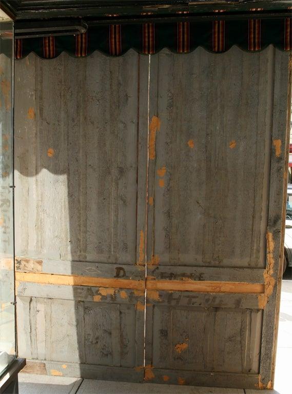 English Paneled Room: Pair English Deal Wood Wall Panels. At 1stdibs