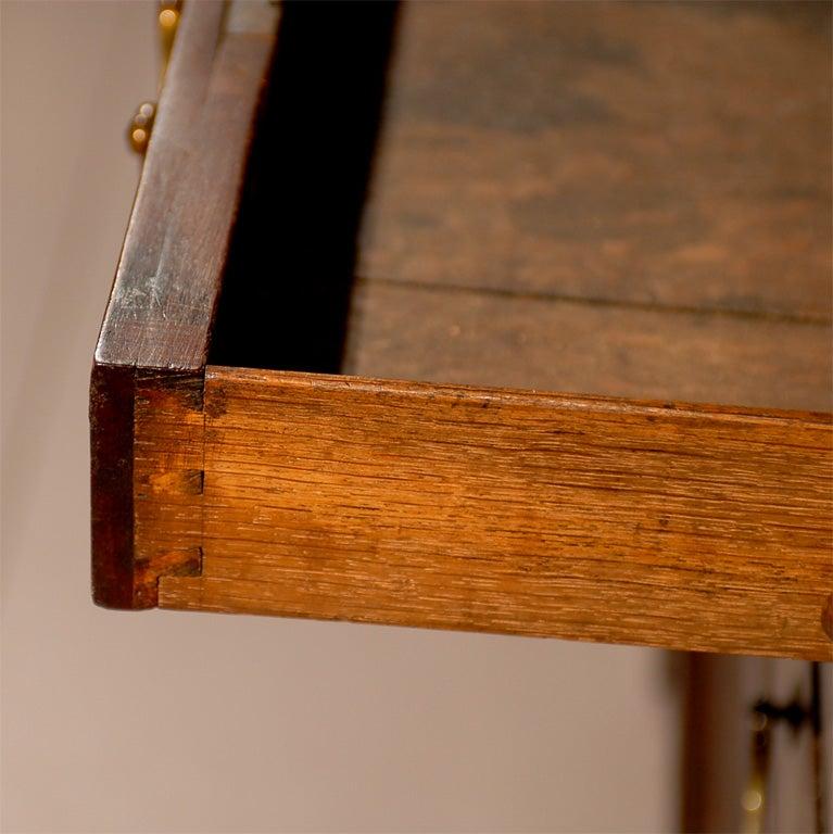 18th century English Bureau Bookcase in Mahogany, ca. 1760 7
