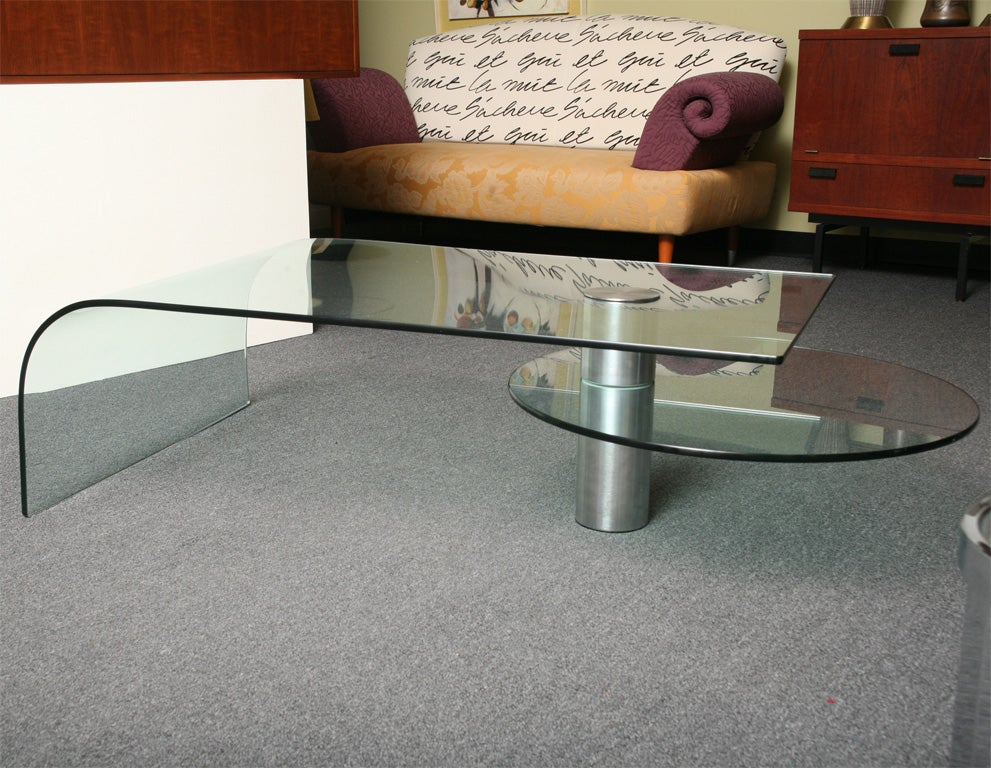 Rotating Glass Coffee Table Buy Greenapple Glass Plus Magic Rotating Coffee Table Ly6233 Cfs