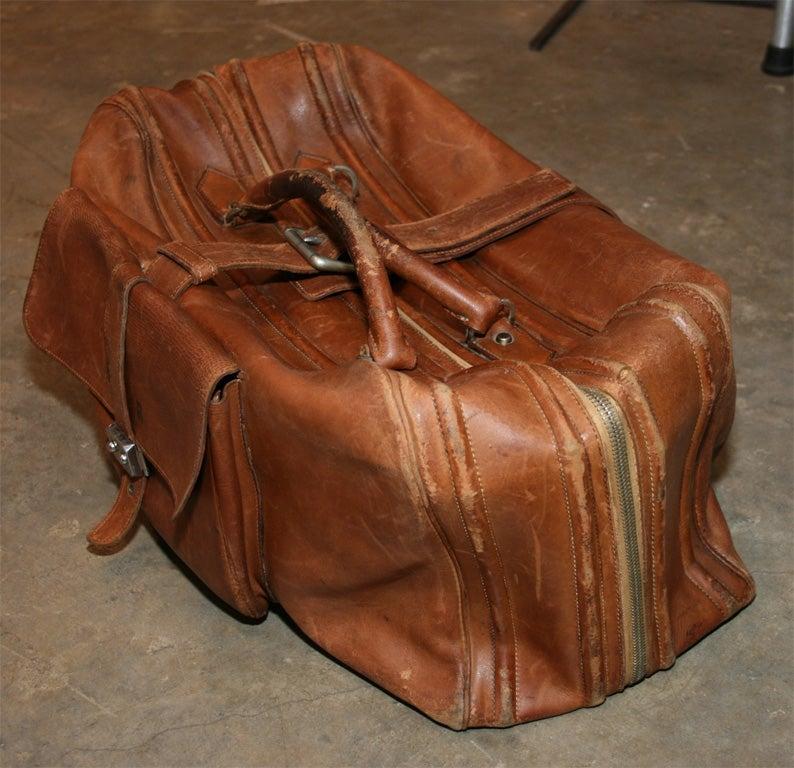 hermes birkin bag prices - Amazing Vintage Hermes Travel Bag at 1stdibs