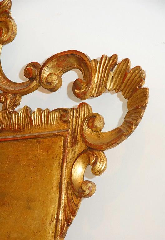 Giltwood Baroque Italian Headboard
