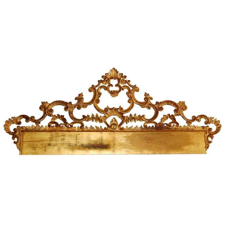 Baroque Italian Headboard