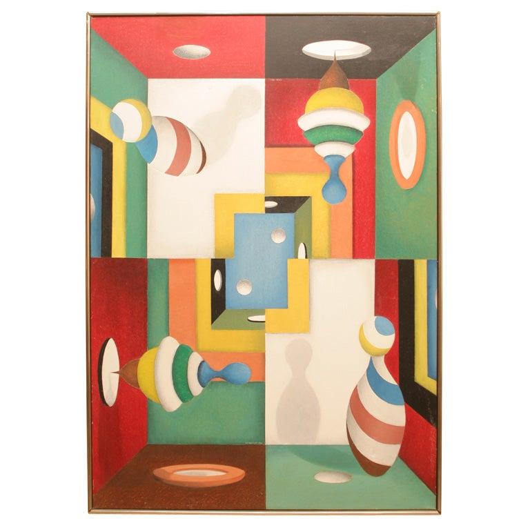 """Pier Augusto Breccia """"The Two Halves"""" For Sale"""