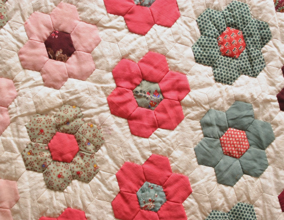 American Antique Quilt For Sale