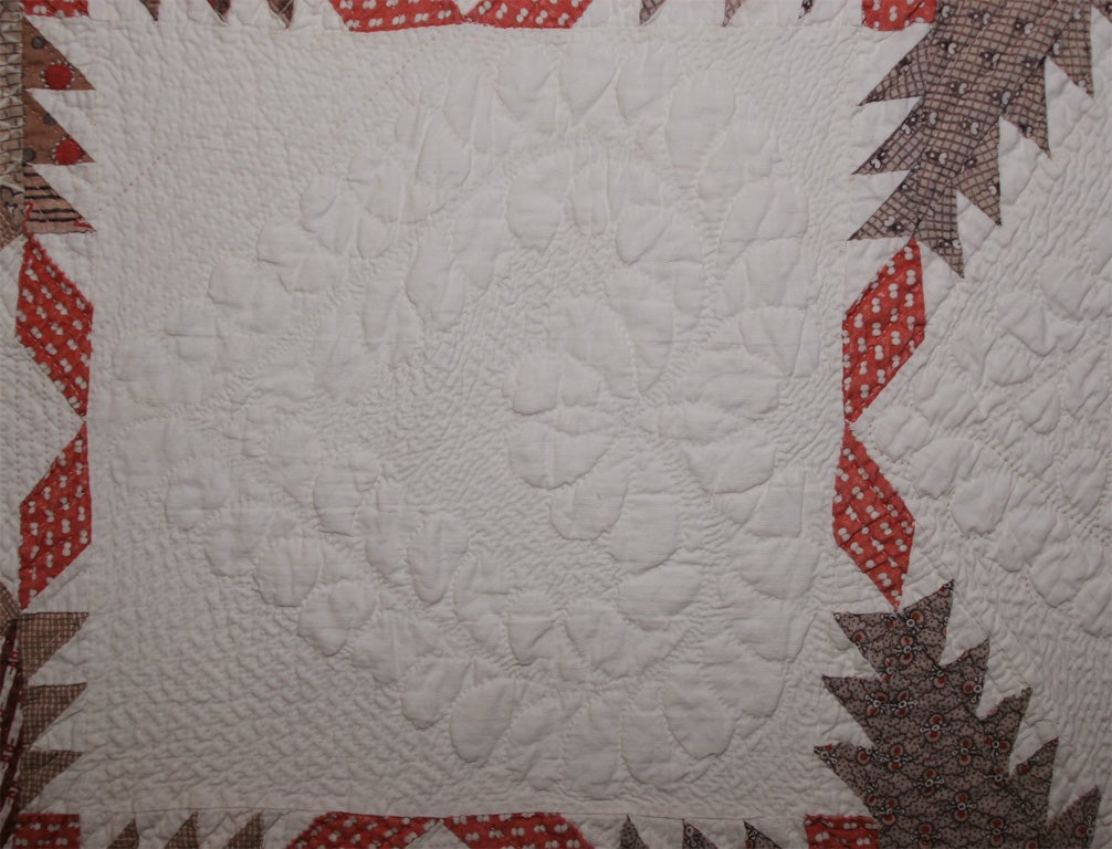 Antique quilt For Sale 2
