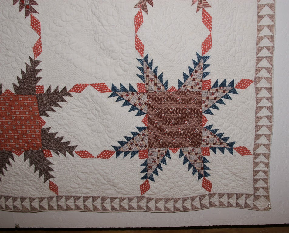 Antique quilt For Sale 3
