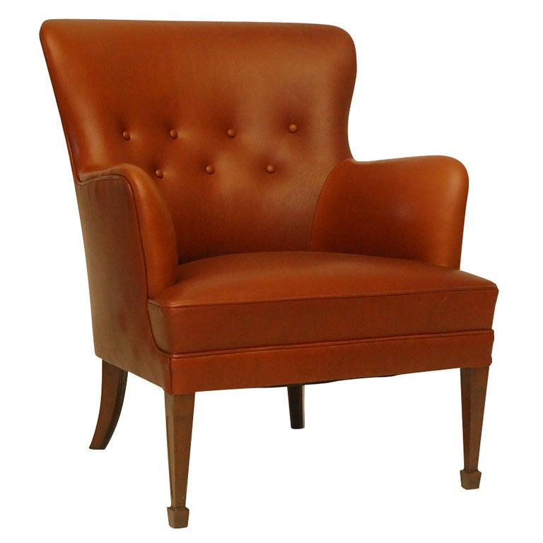 Frits Henningsen Arm Chair