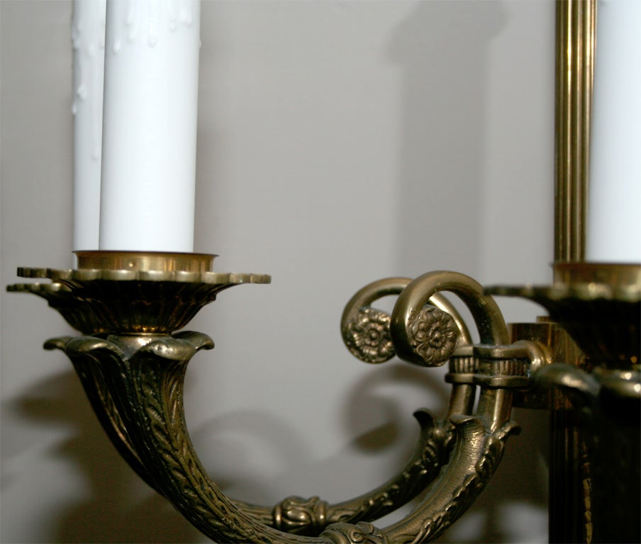 Pair of Tortiere Lamps image 4