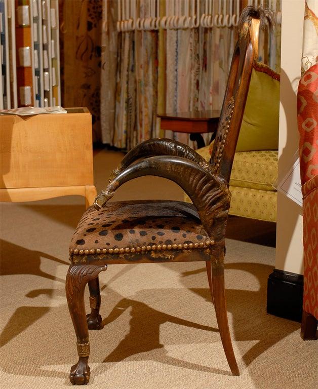 Original French chair by Michel Haillard at 1stdibs